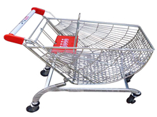 Arc shape cart
